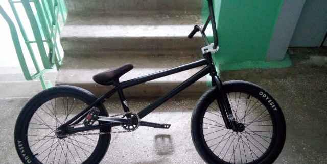 Кастом BMX (возможен обмен на BMX)
