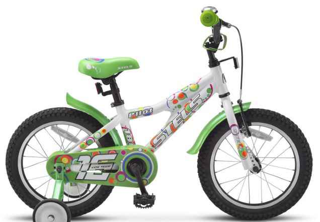 Детский велосипед Стелс Пилот 180 16