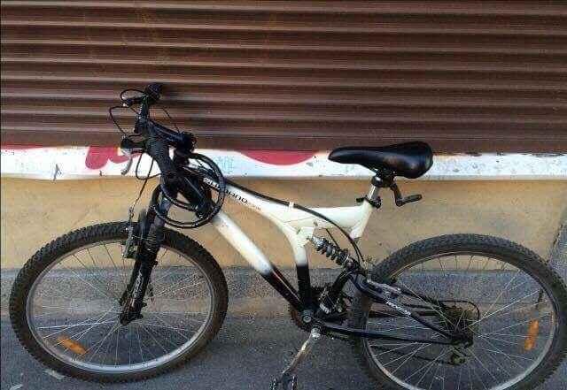 Велосипед next горный двухподвес