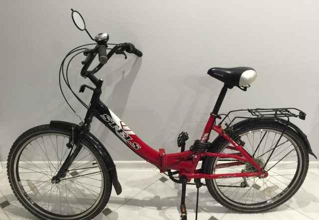 Велосипед складной Стелс