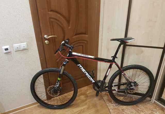 Велосипед Merida M90 вилка FOX32