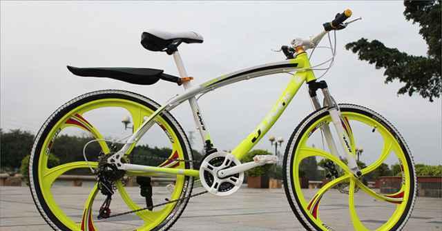 Стильные горные велосипеды