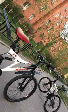 Велосипед stark Инди FS Disc (2010)