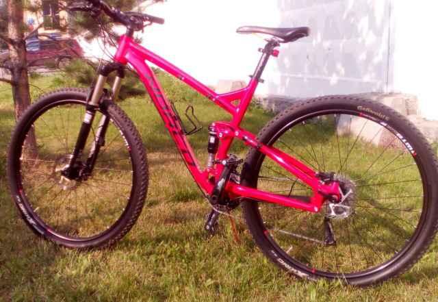 Велосипед Norco Fluid 9.2 (2014)