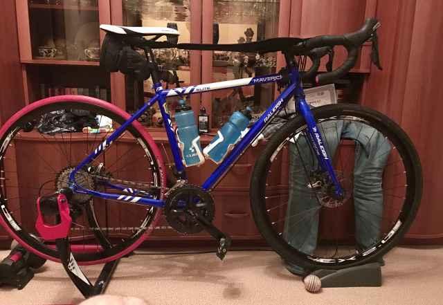 Велосипед Raleigh Маверик Элит Cyclo Х 2016 105