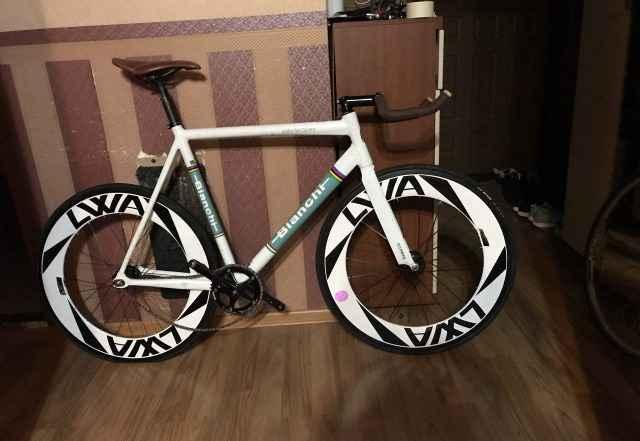Велосипед трековый Bianchi Sei Giorni Pista