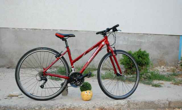 Немецкий женский велосипед