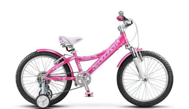 Детский велосипед Стелс Пилот 240 Girl б/у