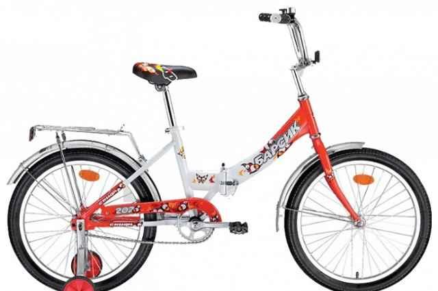 Велосипед для девочки Форвард 18 дюймов