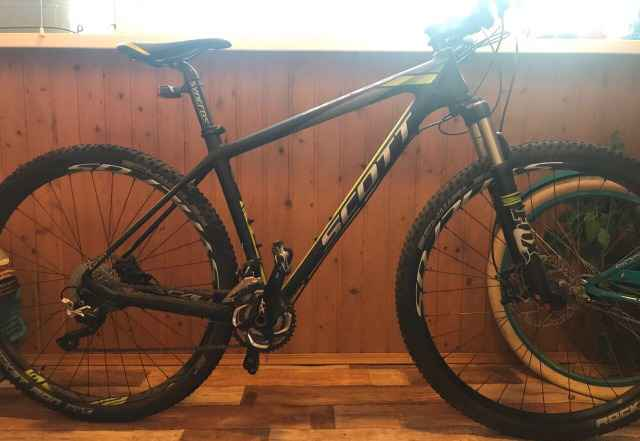 Велосипед scott scale 920 Syncros