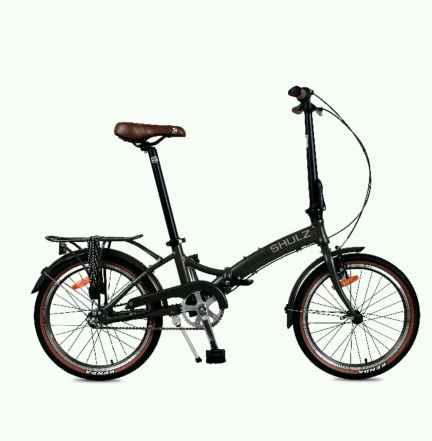 Велосипед складной Shulz goa 3