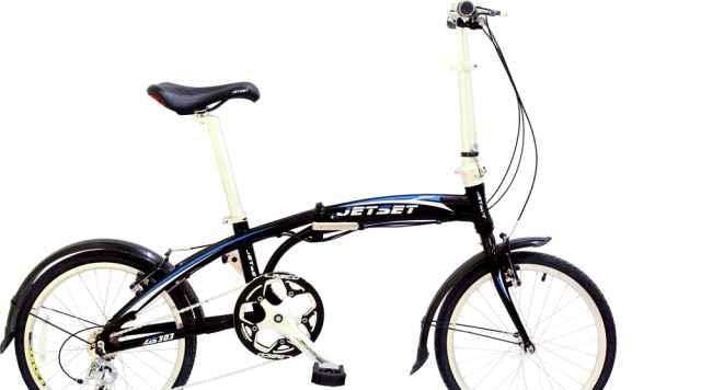 Складной велосипед jetset 303