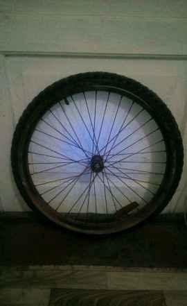 Колесо велосипедное 242.125
