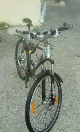 Велосипед Aquarius Тюнингованный