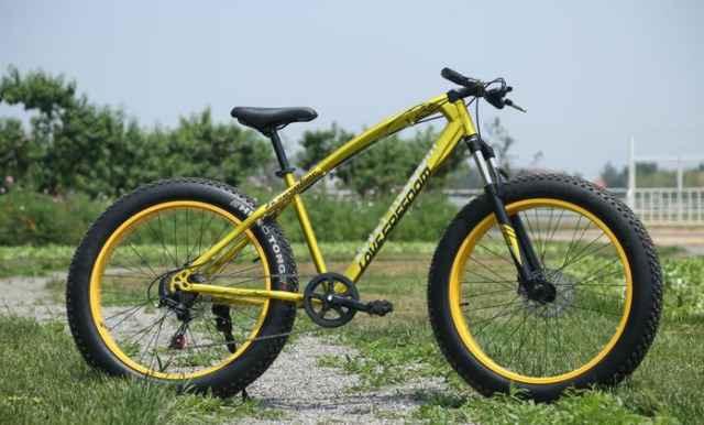 Велосипеды Fatbike Juguar