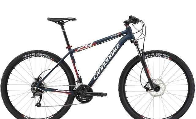 Велосипед Cannondale Трейл 5 (2015)