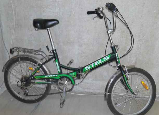 Велосипед Стелс Пилот 450 Стелс