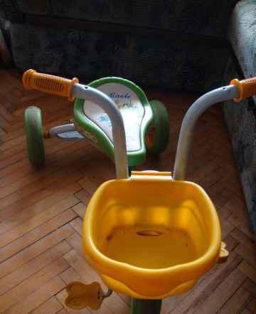 Велосипед 3 колесный детский