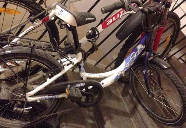 Волшебный ультравелосипед