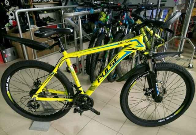 Велосипед pulse MD 500 26'