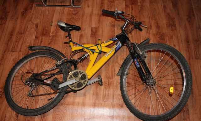 Велосипед Bachini двух подвесный