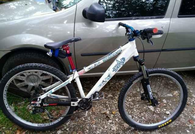 Велосипед brave machine 99