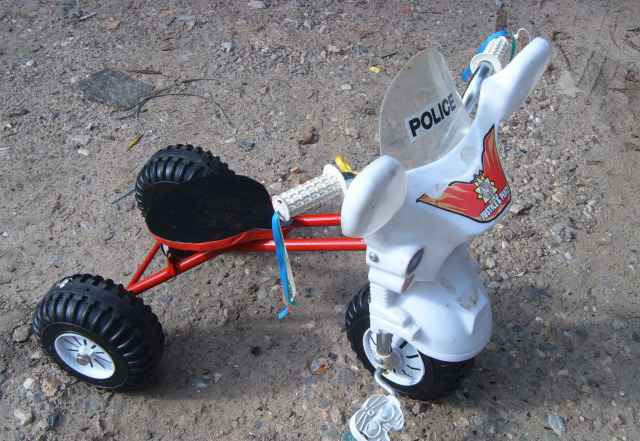 Вело детский 3-колесный для малышей
