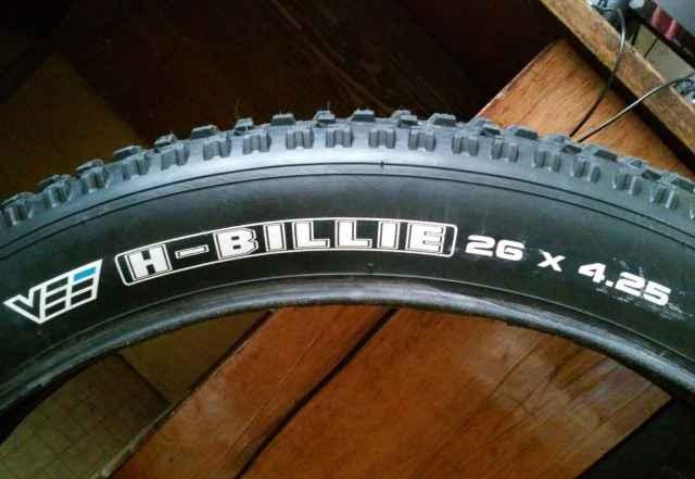 Вело покрышки H-Billie 26x4.25