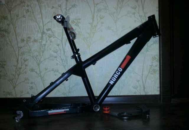 Велосипедная рама Norco 4 Hun С/М (2005)