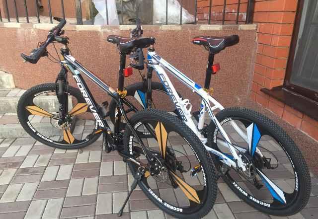 велосипеды Forever