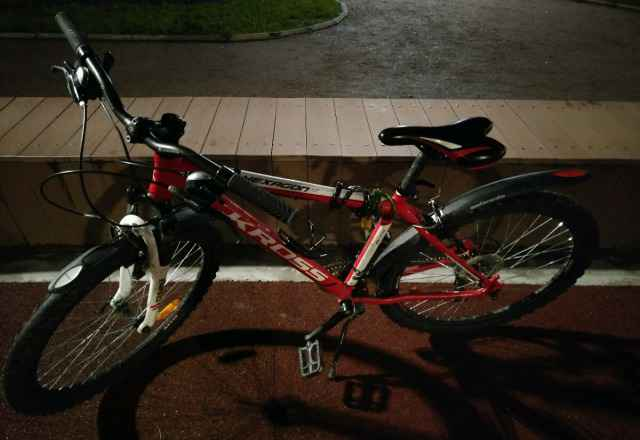 Велосипед Kross Hexagon Х2