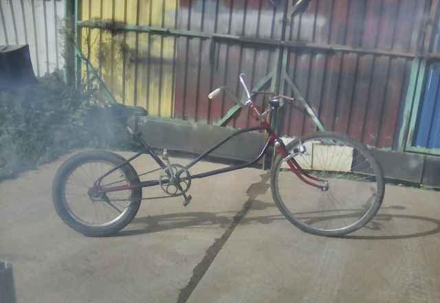 Кастом велосипед чоппер