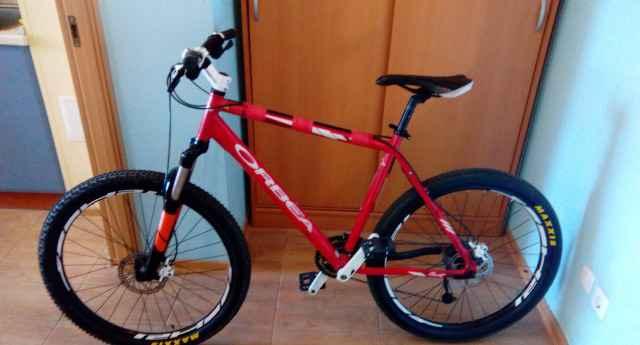 Велосипед горный Orbea Спорт