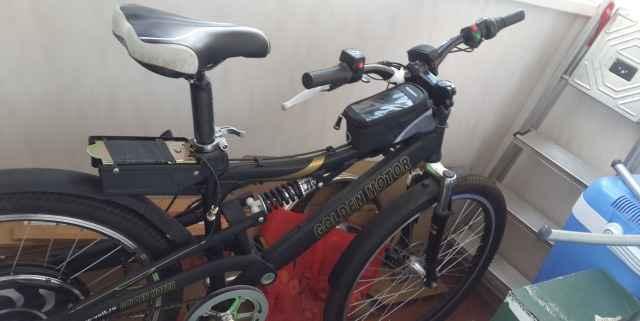 Электровелосипед golden Мотор 1000w