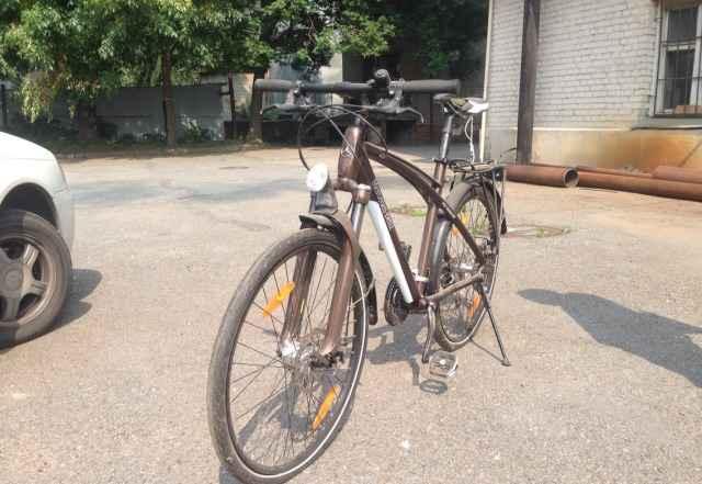 Велосипед Мерседес-Бенс,Мерседес-Бенц Trekkingbike Спорт