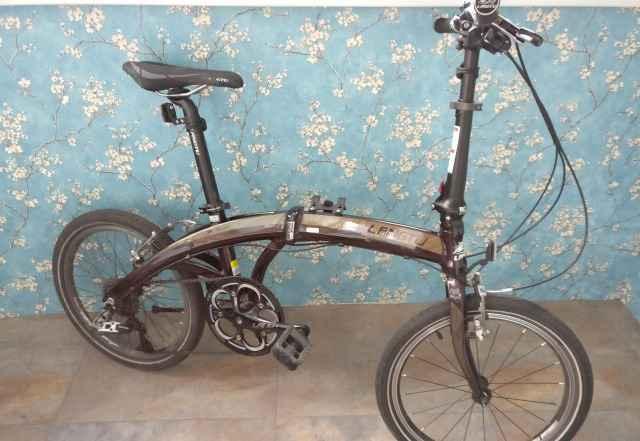 Складной велосипед langtu KW 029