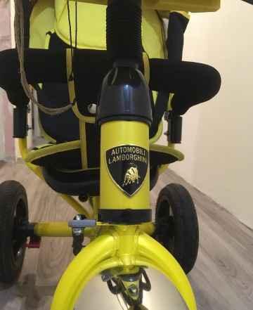 Велосипед трехколёсный Ламборджини Ламборджини,Ламборгини