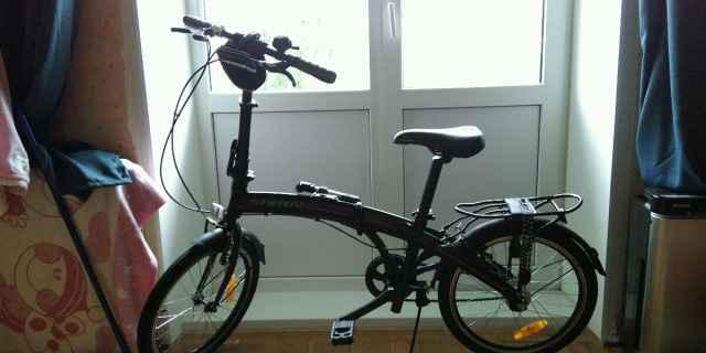 Велосипед складной Stern compact 3.0