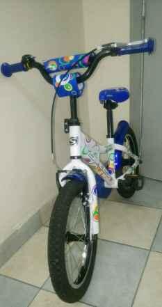 Велосипед детский Стелс Пилот 180