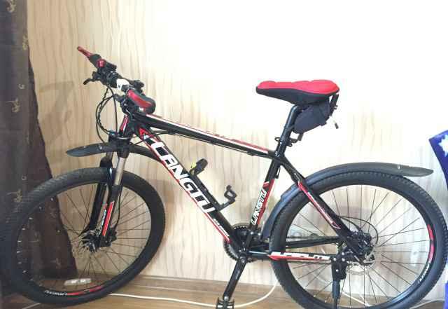Велосипед Langtu KLT 800A