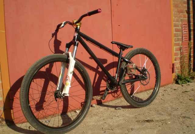 Велосипед кастом для стрита