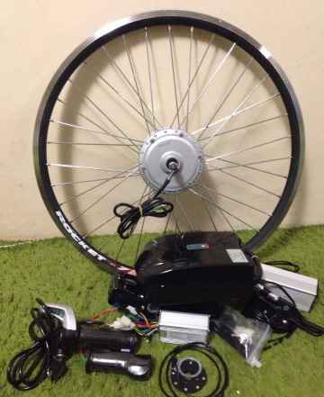 Электровелосипед мотор-колесо