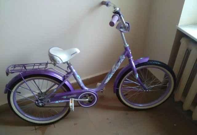 Велосипед для девочки Стелс Пилот 200 (б/у)