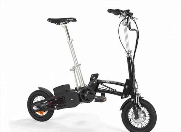 Электро велосипед mobiky 12 youri