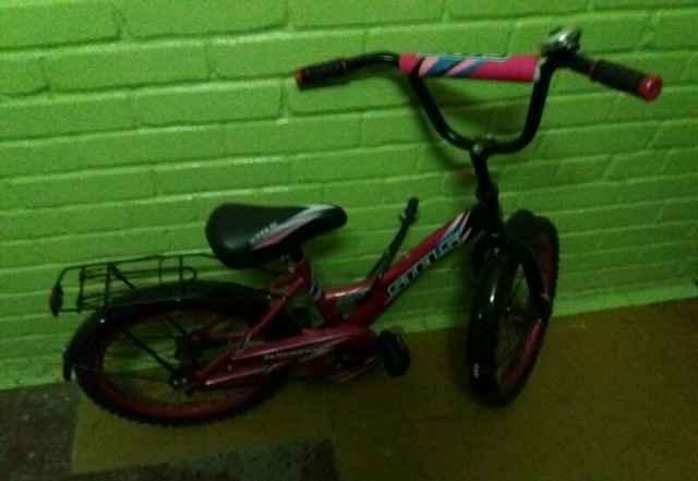 Велосипед детский Стелс Talisman Chrome 16