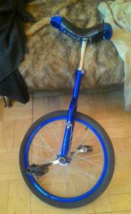 Уницикл (одноколёсный велосипед)