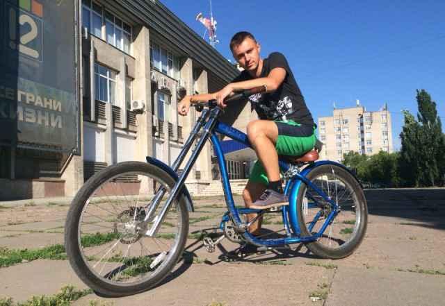 Велосипед Nirve switchblade Круизер - Фото #1