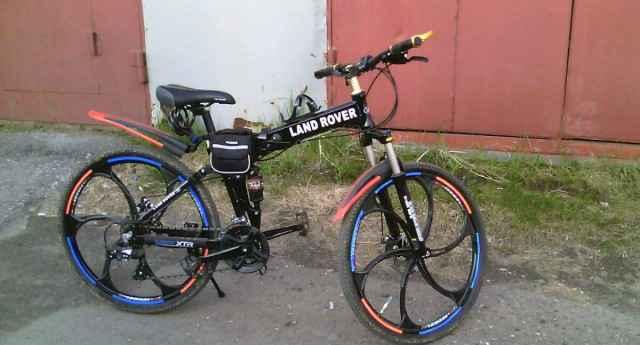 Велосипед Ленд,Ланд Ровер