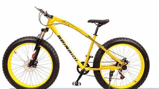 Горный велосипед Фэтбайк