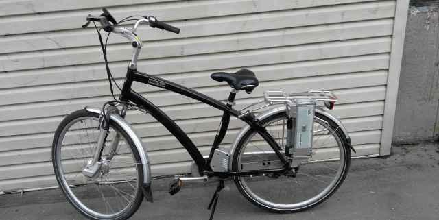 Велосипед ming